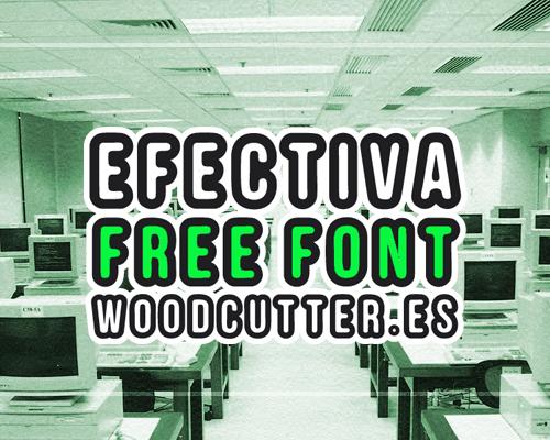 Efectiva Font