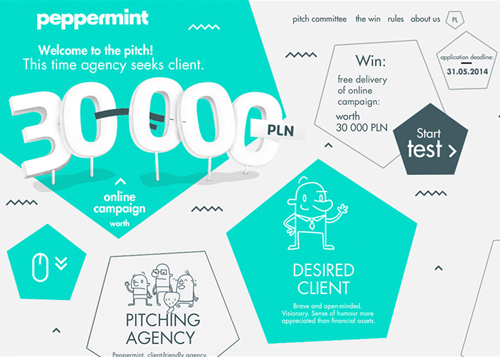 Peppermint - The Pitch