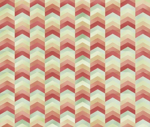 Create an Abstract Geometric Background Pattern with AI and PS