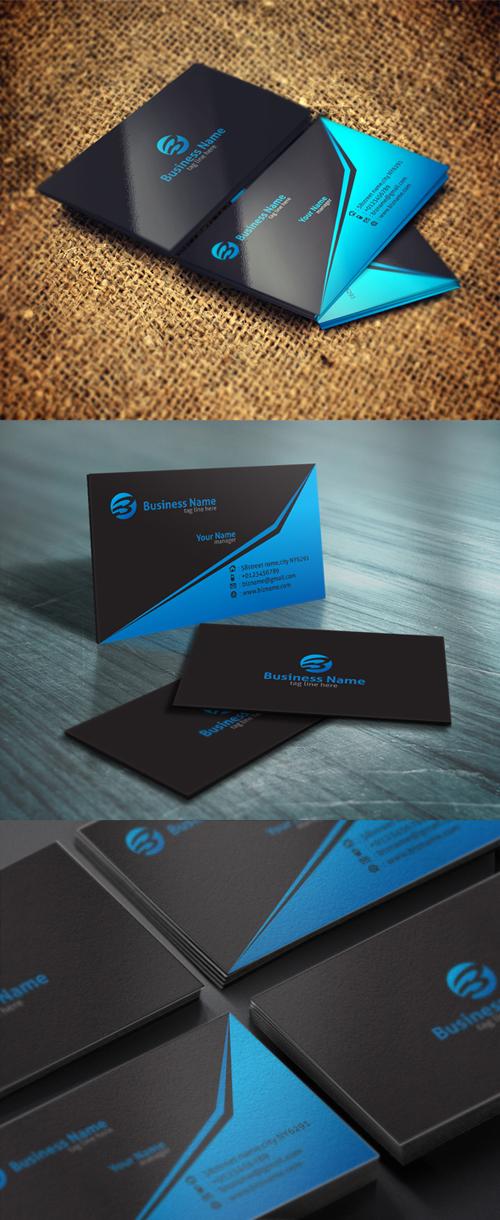 Corporae Business Card