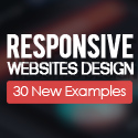 Post Thumbnail of Responsive Design Websites 30 New Examples