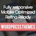 Post Thumbnail of Responsive, Mobile Optimized, Retina Ready WordPress Themes