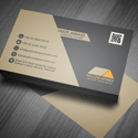Post Thumbnail of Free Real Estate Business Card Template (PSD)