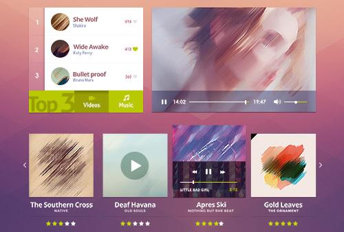 Audio UI Kit