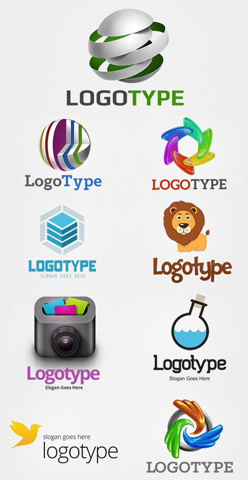 Logo Design Template Free Download Psd