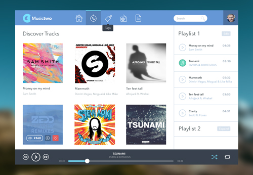 Music Player (Fully Loaded)