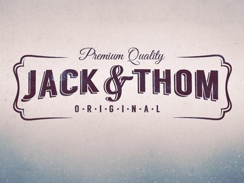Premium Vintage Label