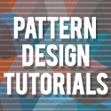 Post thumbnail of Pattern Tutorials: 26 Amazing Background Pattern Design Tutorials