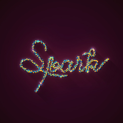 How to Create a Colorful, Sparkly Text Effect in Adobe Illustrator