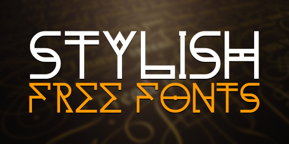 Stylish Free Fonts For Graphic Designers