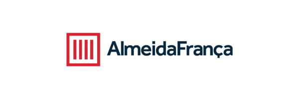 Almeida Franca Branding Logo