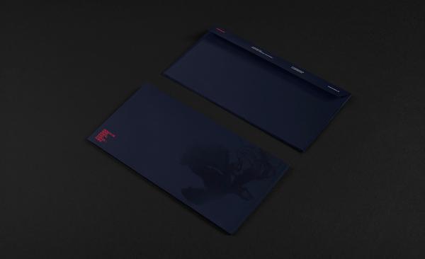 Formløs Brand Lab Branding Business Card