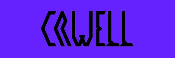 Crwell Font Free Download