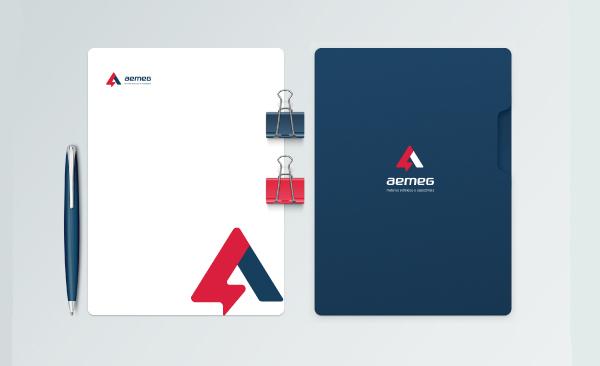 Aemeg Branding Business Card