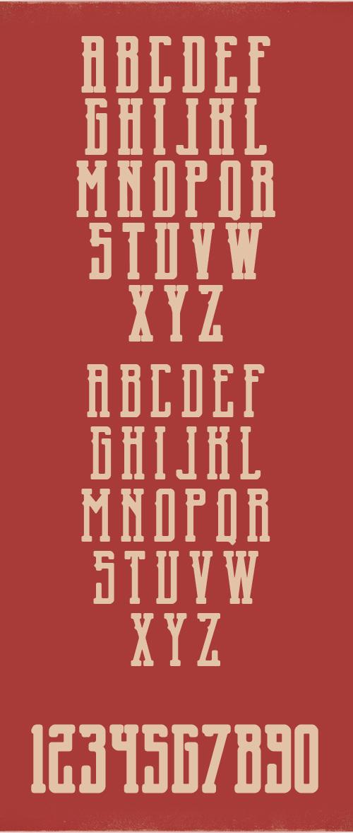 Blnc Round Free Fonts 13
