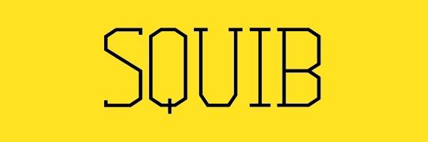 Squib Font Free Download
