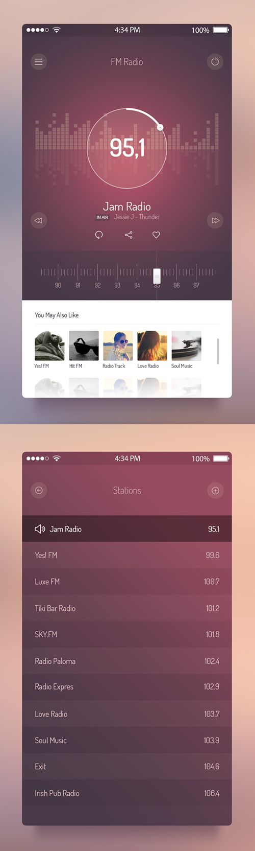 Amazing Mobile App UI Designs with Ultimate User Experience - 14