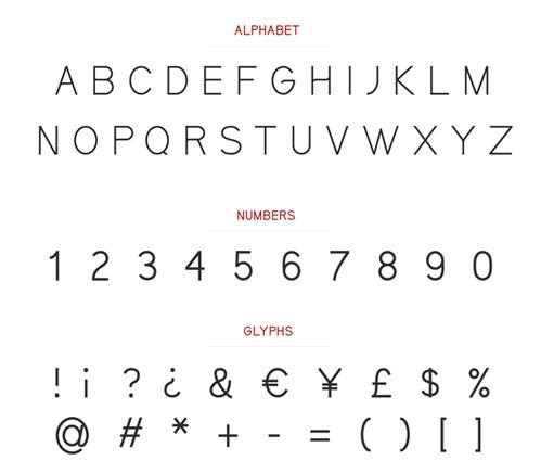 Kirvy Free Fonts 15