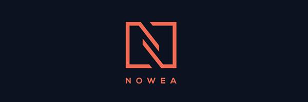 Nowea Trading Branding Logo