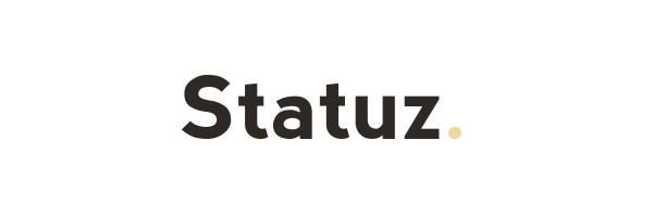Statuz. Branding Logo