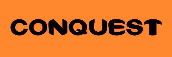 Conquest Font Free Download