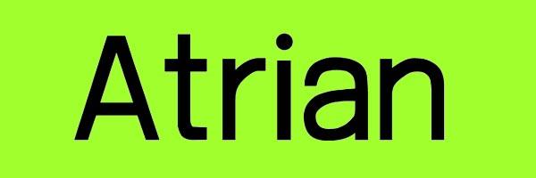 Atrian Font Free Download