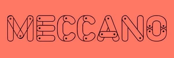 Meccano Font Font Free Download