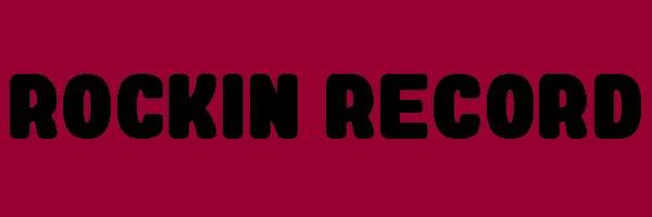 Rockin Record G Font Free Download