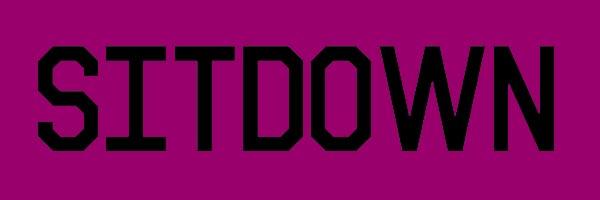 Sitdown Font Free Download