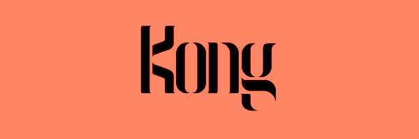 Kong Font Free Download