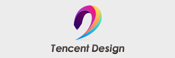 Tencent Design Branding Logo