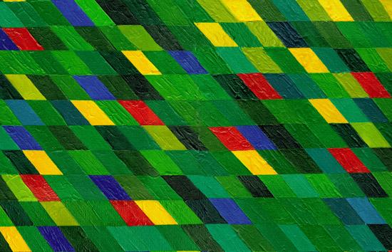 Orangajus Fine Art Pattern