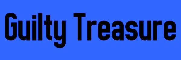 Guilty Treasure Font Free Download