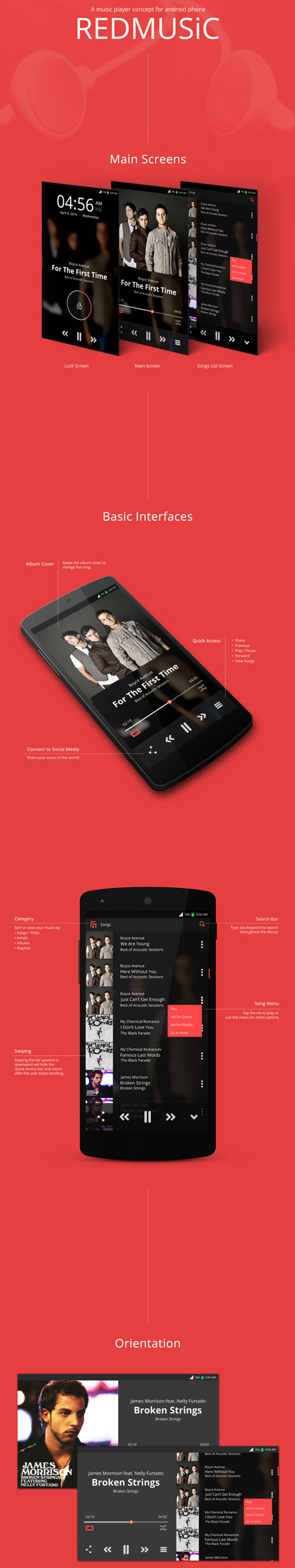 Amazing Mobile App UI Designs with Ultimate User Experience - 44