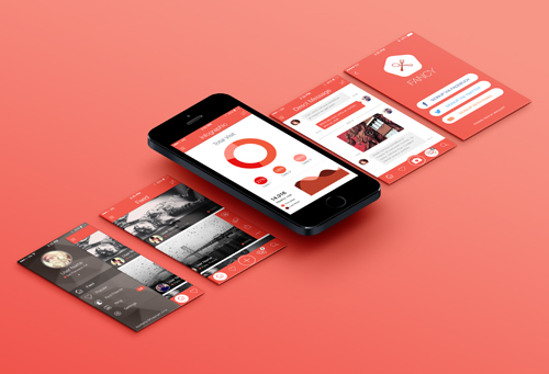 Amazing Mobile App UI Designs with Ultimate User Experience - 46
