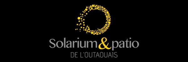 Solarium & Patio de l'Outaouais Branding Logo