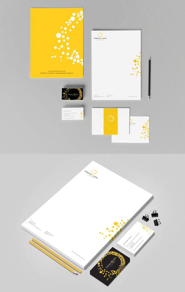 Solarium & Patio de l'Outaouais Branding Stationery