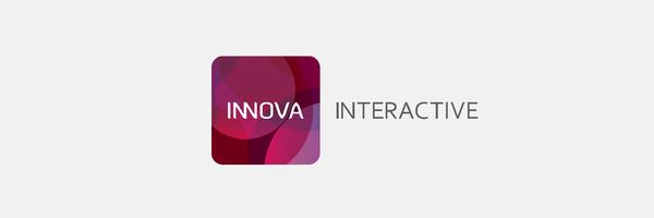 Innova Interactive Identity Branding Logo
