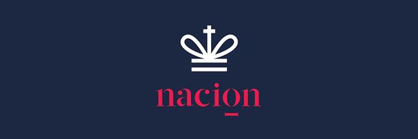 Nacion Branding Logo