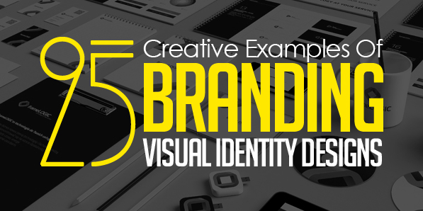 25 Creative Branding, Visual Identity and Logo Design Examples