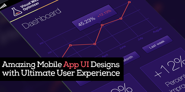 Best of 2014 - 55 Amazing Mobile App UI Designs with Ultimate User Experience