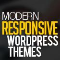 Post Thumbnail of New Modern Style Responsive WordPress Themes