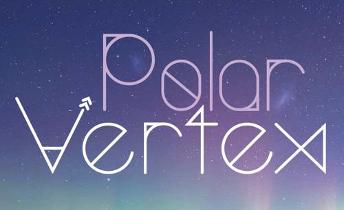 Polar Vertex Free Fonts