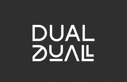Dual Free Fonts