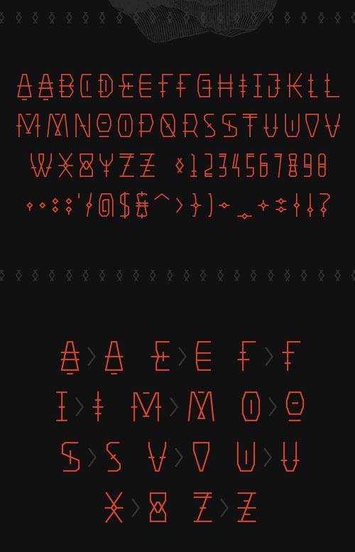 Primiterus Font Free Download