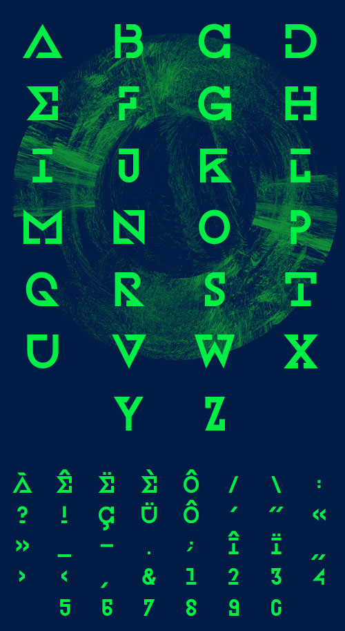 Neuro Font Free Download