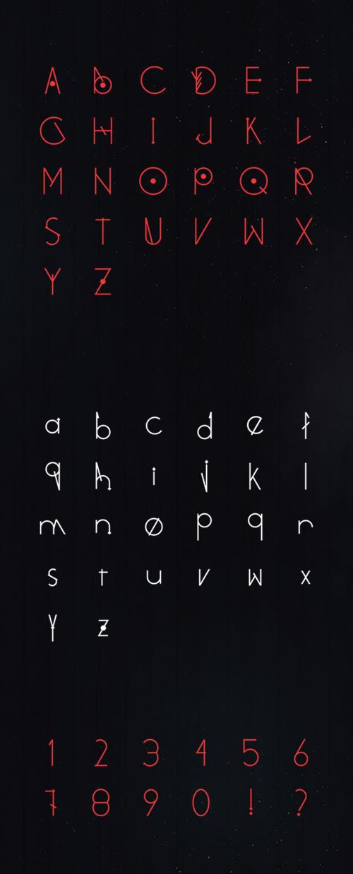 Hovel Free Typeface