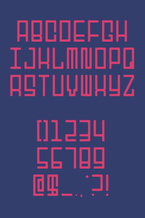 Totem Free Typeface