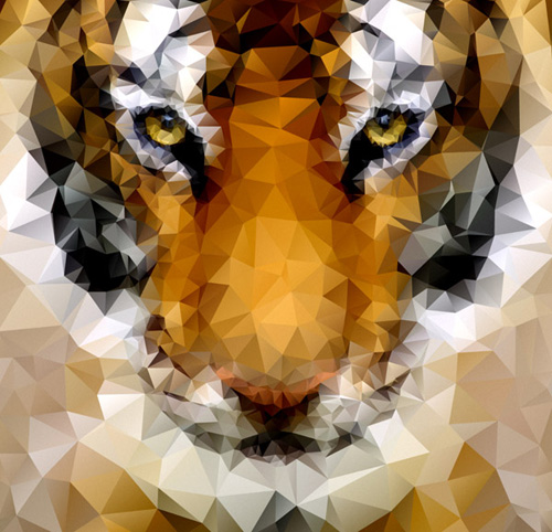 How To Create Geometric Low Poly Art The Easy Way