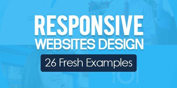 Best of 2014 - 26 Fresh Examples of Responsive Website Design